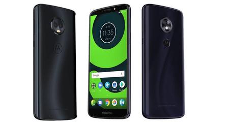 Moto G6 Plus Play Oficial