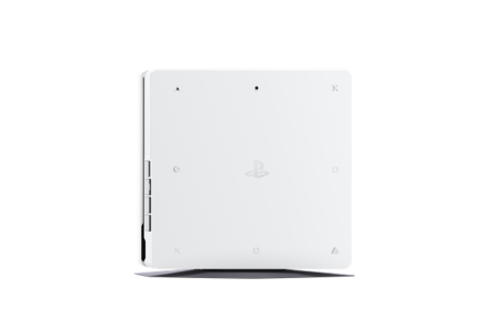 PS4 Slim blanca