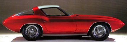 1963 Ford Cougar II
