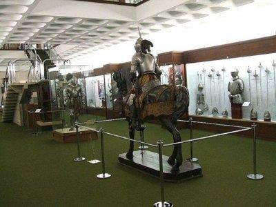 Museo de Armería de Álava, en Vitoria-Gasteiz