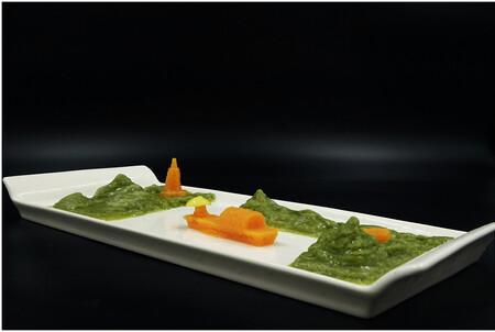 Esta comida impresa en 3D con puré preserva mejor el sabor y tiene un aspecto visualmente más agradable