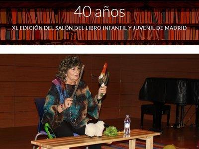 '40 años leyendo' con el Salón del Libro Infantil y Juvenil de Madrid
