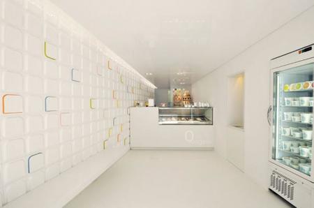 azulejos 3D de Andy Martin Architects para Olivogelo