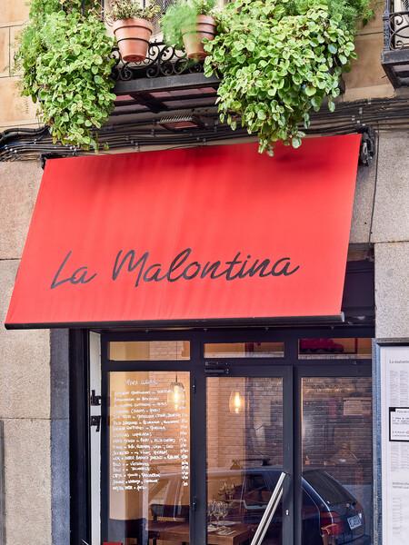 La Malontina: un pequeño y coqueto bistró en el centro de Madrid, del barrio y para el barrio