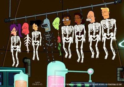 'Futurama' ¡primera imagen de su regreso!