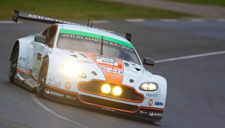 Aston Martin #99 Le Mans 2013 Qualifying