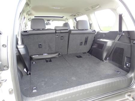 Prueba Toyota Land Cruiser Maletero 1
