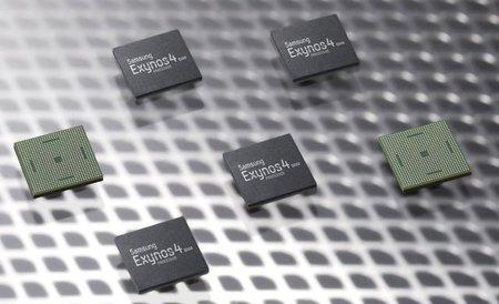 El procesador Samsung Exynos 4 Quad se presenta oficialmente, y lo traerá el nuevo Galaxy