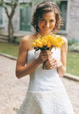 Elegir bien el ramo de flores de la novia