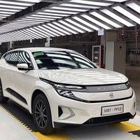 El SUV eléctrico está un paso más cerca: el Byton M-Byte ya ha entrado en producción