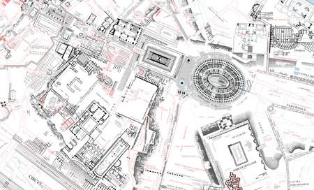 Forma Urbis Romae: el gigantesco mapa de la Antigua Roma concebido ...