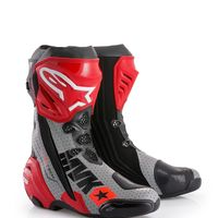 Si buscas botas de altos vuelos, ojo a las Alpinestars Mach 1 Supertech R réplica Maverick Viñales