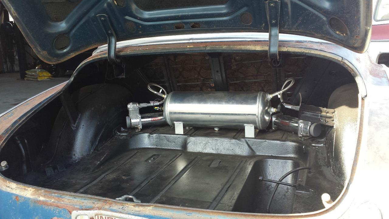 1949 Chevrolet DeLuxe