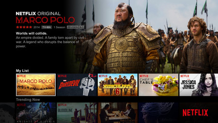 Netflix con HDR