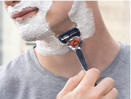 Ofertas en maquinillas de afeitar y repuestos de cuchillas Gillette rebajadas hasta un 20% en Amazon