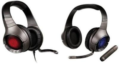 Auriculares Creative de World of Warcraft, para horda o allianza