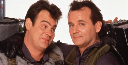 Bill Murry And Dan Aykroyd From Ghostbusters 2
