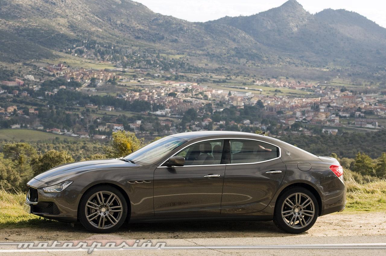 Foto de Maserati Ghibli Diésel (prueba) (18/42)