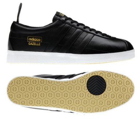 Adidas Gazelle edición Vintage 2010