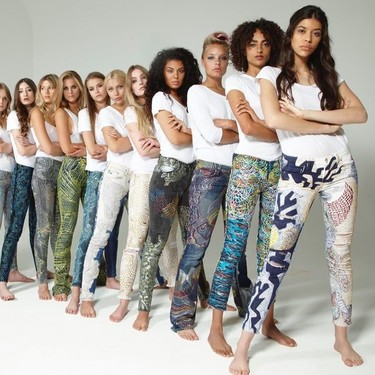 Jeans for Refugees, una colección de vaqueros donados por celebrities para recaudar fondos para los refugiados