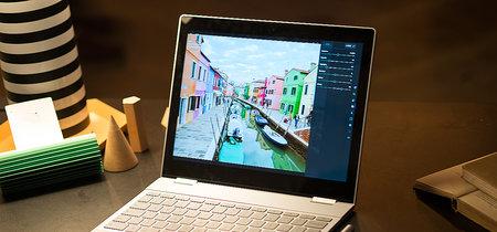 """Google Pixelbook, toma de contacto: el """"look Pixel"""" y un Assistant muy atento sientan muy bien a Chrome OS"""