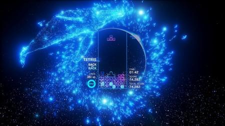 Tetris Effect muestra todo su espectáculo visual y sonoro en este nuevo gameplay