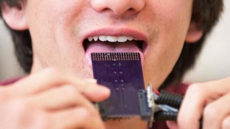 Si no puedes oír a través de tus oídos, puede que un futuro próximo lo hagas con la lengua