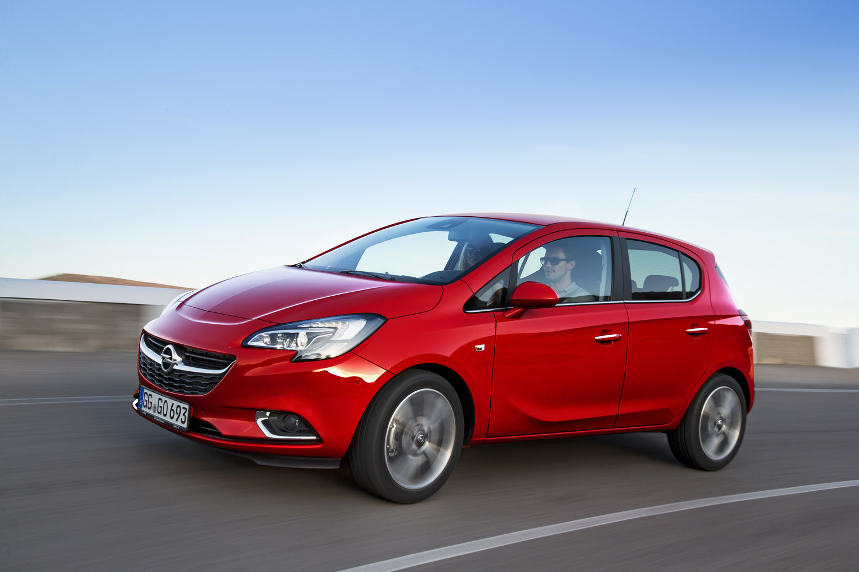 Foto de Opel Corsa (comparativa) (24/47)