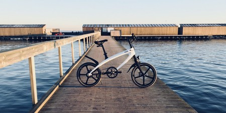 Kvaern Solor Powered Ebike