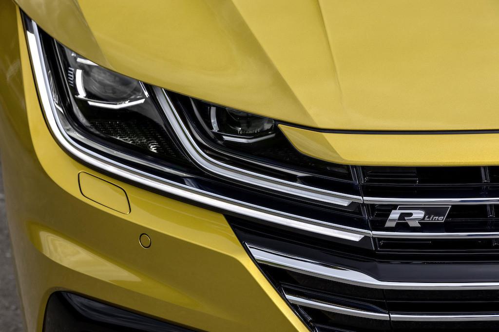 Foto de Volkswagen Arteon (16/25)