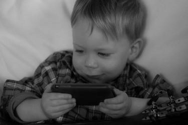 Los niños de los smartphones