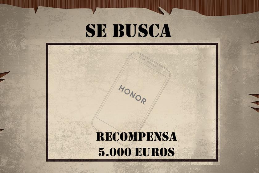 Se Busca Honor Ha Perdido Un Prototipo De Smartphone Y Ofrece 5000