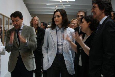 Ángeles González-Sinde quiere explicarse ante el Congreso