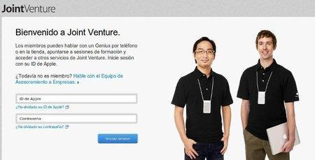 Apple lanza su esperado servicio para empresas Joint Venture