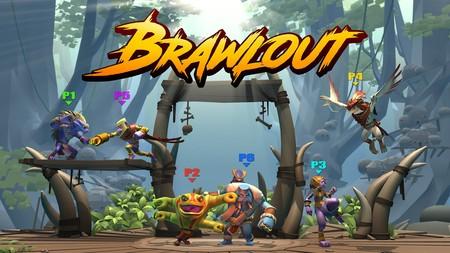 Brawlout  llega el 20 de abril a Steam en Early Access y presenta a Volt, un chamán con mucha chispa