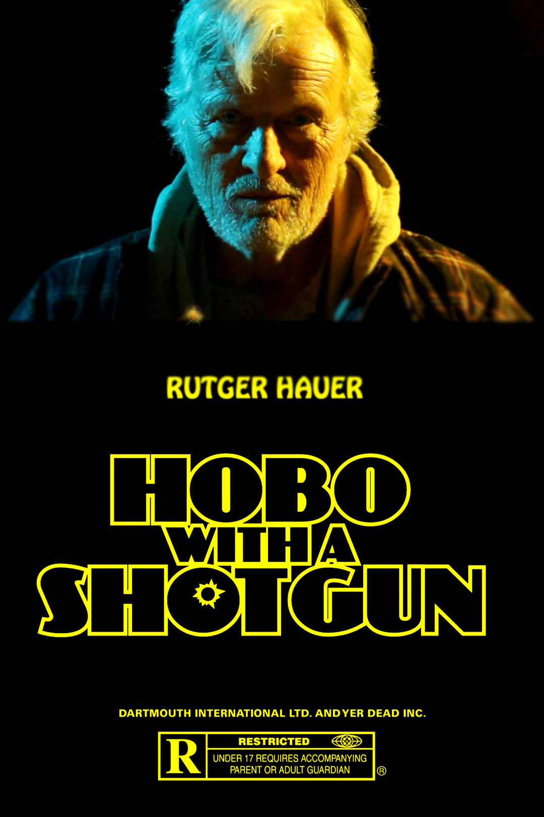 Foto de 'Hobo with a Shotgun', carteles (1/3)