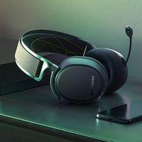 SteelSeries Arctis 9X: unos auriculares Bluetooth al uso pero especialmente diseñados para la Xbox One