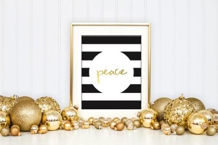 13 detalles decorativos por la paz