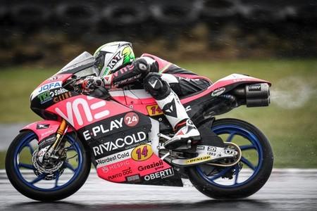 Arbolino Australia Moto3 2019