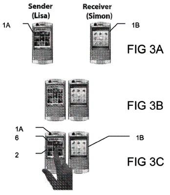 Copia archivos entre móviles arrastrándolos