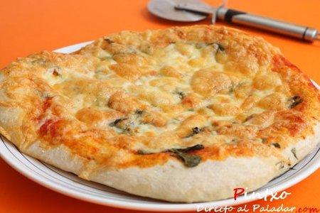 Receta de pizza de pan à l´ancienne