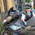 Sigue la sangría de motos robadas en Inglaterra: ahora le ha tocado a Keith Richards (Rolling Stones)