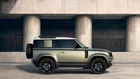 Land Rover Defender 90 precios españa
