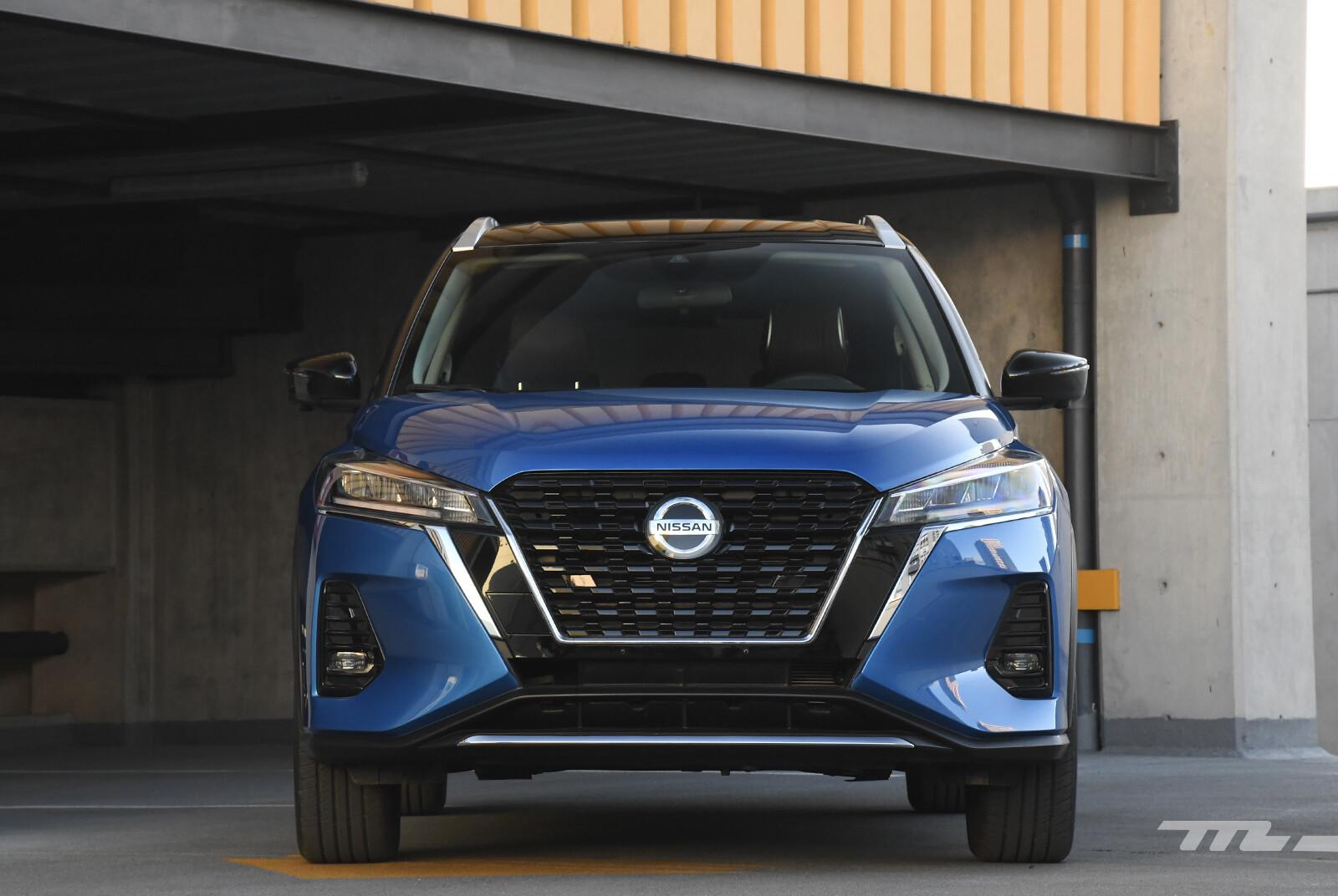 Foto de Nissan Kicks 2021 (prueba) (8/31)