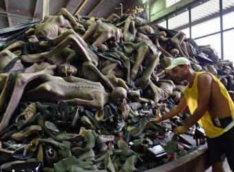 No todo vale en el carnaval de Río: prohíben una carroza sobre el holocausto
