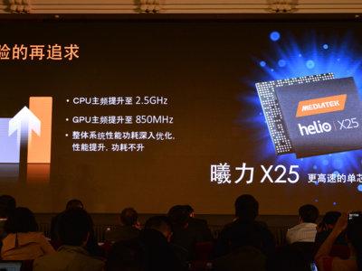 Así es el MediaTek Helio X25, una variante del X20 inicialmente exclusivo del Meizu Pro 6 Mini