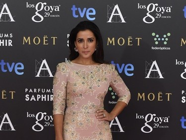 """Los actores y actrices apoyan a Inma Cuesta: """"mujer valiente y reguapa"""""""