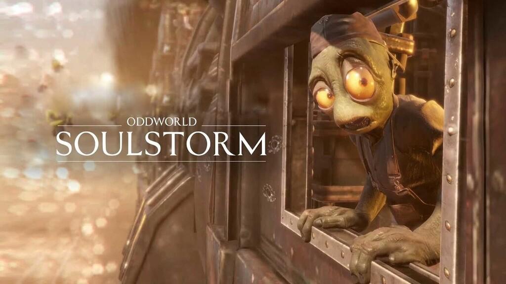 Oddworld Soulstorm fija su fecha de lanzamiento en PS4 y PS5 para principios de abril y gratis en PlayStation Plus