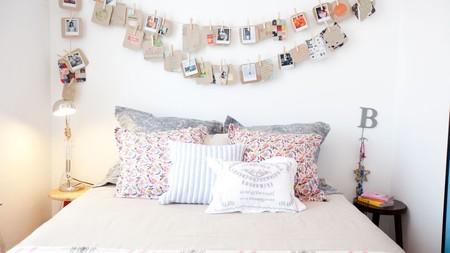 decorar paredes con fotografías