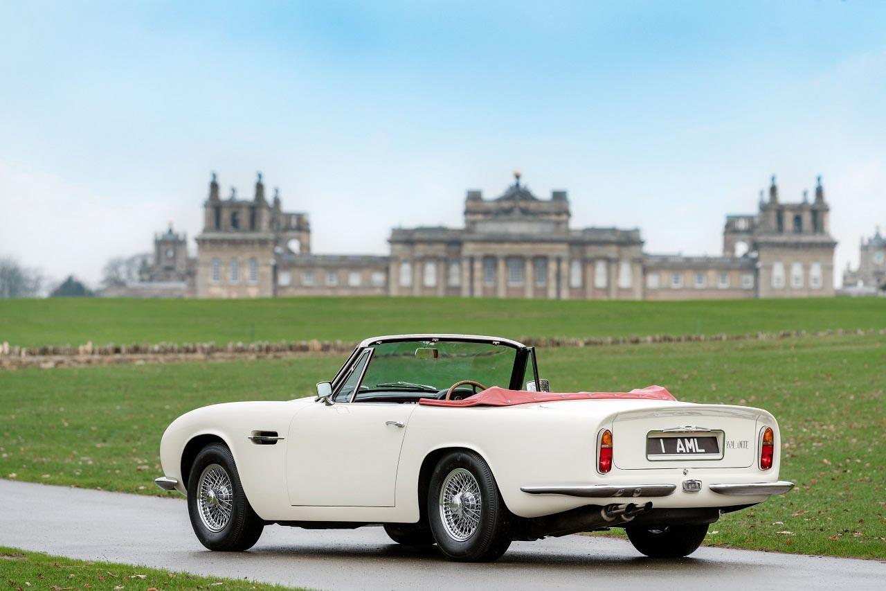 Foto de Aston Martin convierte tu auto clásico en un coche eléctrico (12/15)